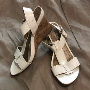 Shoes - White sandals